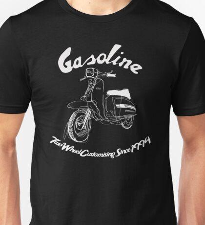 LAMBRETTA CUSTOM LINE ART DRAWING FOR GP200 Unisex T-Shirt