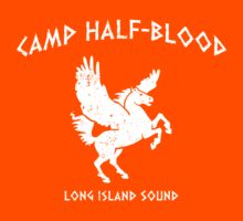 Camp Half-Blood by KDGrafx