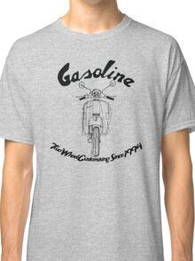 GASOLINE PX VESPA LINE ART DESIGN Classic T-Shirt