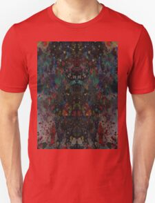 Ink splat design T-Shirt