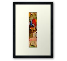 Pleasant Thoughts Framed Print