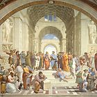 Raphael - School of Athens by TilenHrovatic