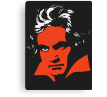 A Clockwork Orange. Beethoven. Canvas Print