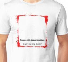 1000 Ninjas Unisex T-Shirt