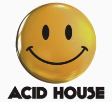 Acid House Smiley by RudieSeventyOne