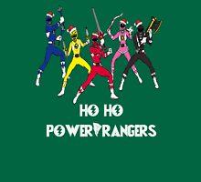 Ho Ho Power Rangers Unisex T-Shirt