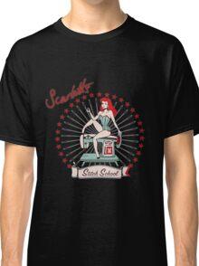 Scarlett's Stitch School Classic T-Shirt