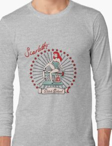 Scarlett's Stitch School Long Sleeve T-Shirt