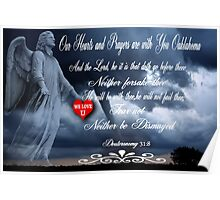 ❤ † ❤ †OUR HEARTS AND PRAYERS ARE WITH U OAKLAHOMA HUGS (HEART FELT DEDICATION(❤ † ❤ † Poster
