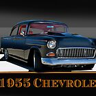 1955 Chevrolet Coupe IX by DaveKoontz