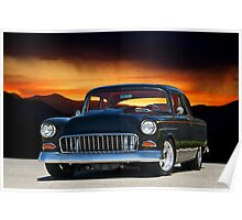 1955 Chevrolet Coupe VI Poster