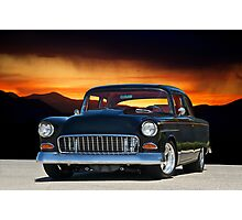 1955 Chevrolet Coupe VI Photographic Print