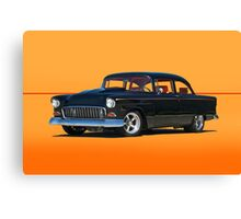 1955 Chevrolet Coupe III Canvas Print