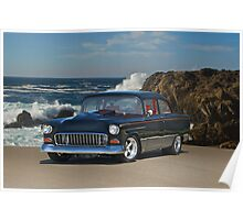 1955 Chevrolet Coupe II Poster
