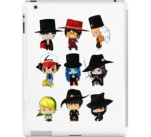 Anime Hatters iPad Case/Skin
