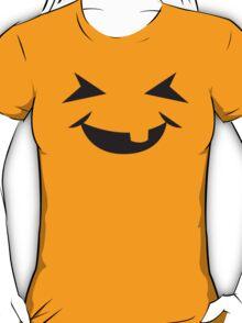 Incredibly cute BABY Jack-o-lantern smiling T-Shirt