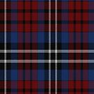 02406 Erie County, New York District Tartan Fabric Print Iphone Case by Detnecs2013