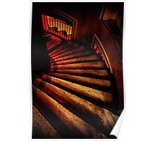 L'escalier du diable Poster