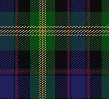 00019 Watson Clan/Family Tartan Fabric Print Iphone Case by Detnecs2013
