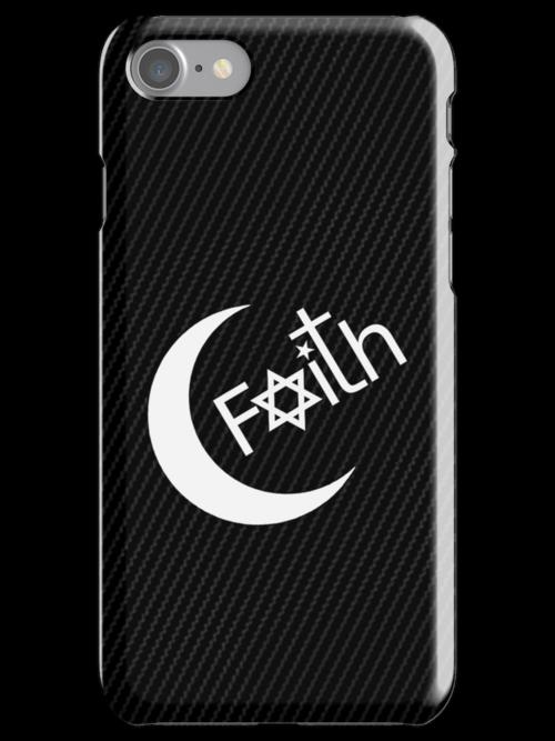 Faith - Carbon Fibre Finish by Ron Marton