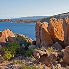 Wyadup to Canal Rocks, Western Australia by Leonie Mac Lean