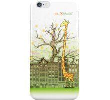 Giraffe : The City Eater iPhone Case/Skin