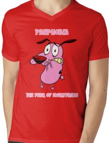 The Fear of Everything Mens V-Neck T-Shirt