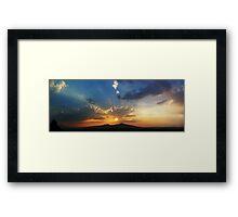 ©HCS Overcome The World I Framed Print