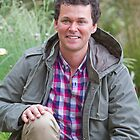 Phillip Johnson, Garden designer, at the RHS Chelsea Flower Show 2013 by Keith Larby