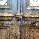 The closed door by Mugsy