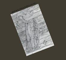 Wood Flooring... a doodle! Unisex T-Shirt