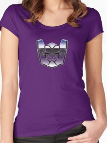 Bowsertron...WAH HA HA. Women's Fitted Scoop T-Shirt
