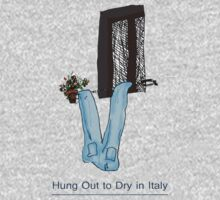 Hung out to dry in Italy One Piece - Long Sleeve