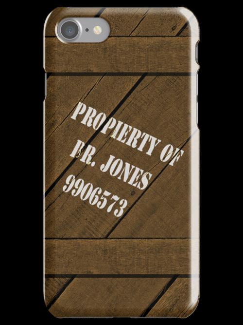 Property of Dr. Jones by Pablo Díaz