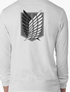 Anime - Titan Long Sleeve T-Shirt