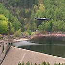 Dambusters 70 Years On - Flypast At The Derwent Dam - Motorwind  Panorama by Colin J Williams Photography