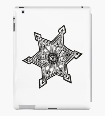 D20130522 Doodle Tattoo iPad Case/Skin