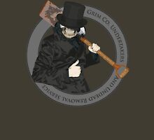 Grim Co. Undertaker and Undead Removal Service Unisex T-Shirt