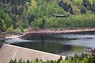 Dambusters 70 Years On - Flypast At The Derwent Dam - 2 by Colin  Williams Photography