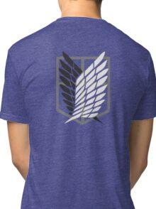 Anime - Titan2 Tri-blend T-Shirt