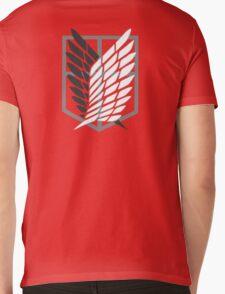 Anime - Titan2 Mens V-Neck T-Shirt