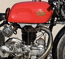 "Gilera Otto Bulloni ""Milano-Taranto"" Engine by Frank Kletschkus"