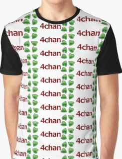 4Chan Graphic T-Shirt