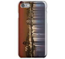 River Thames with Rich Colour iPhone Case/Skin