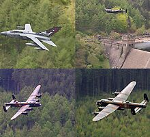 Dambusters 70 Years On - Flypast At The Derwent Dam - 16.05.2013 by Colin  Williams Photography