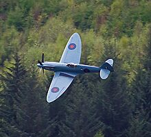 Dambusters 70 Years On - Flypast At The Derwent Dam - 7 by Colin  Williams Photography