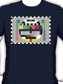 Television Test Pattern T-Shirt