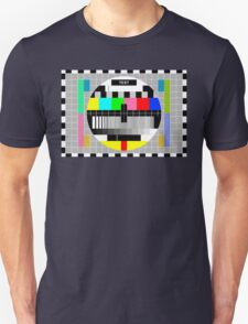Television Test Pattern T-Shirt