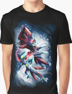 Sneasel and Weavile Graphic T-Shirt