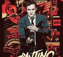 Tarantino 20 Years of Filmmaking by klaime